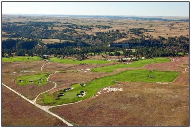 The Prairie Club Pines Course In Valentine Nebraska