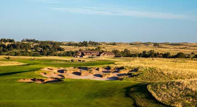 The Prairie Club Dunes Course In Valentine Nebraska