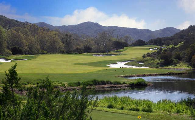 Shady Canyon Golf Club in Irvine California USA   Golf ...