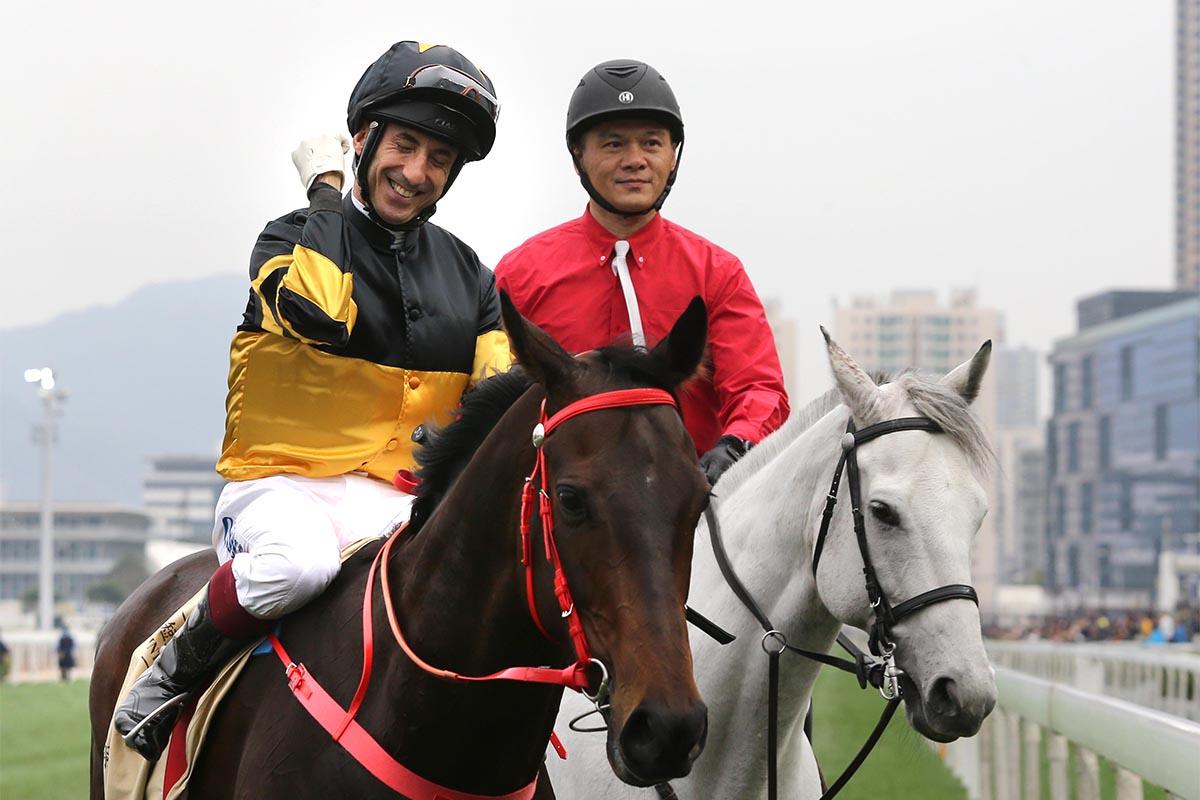 百週年紀念短途盃圖輯 – 賽馬新聞 – 香港賽馬會