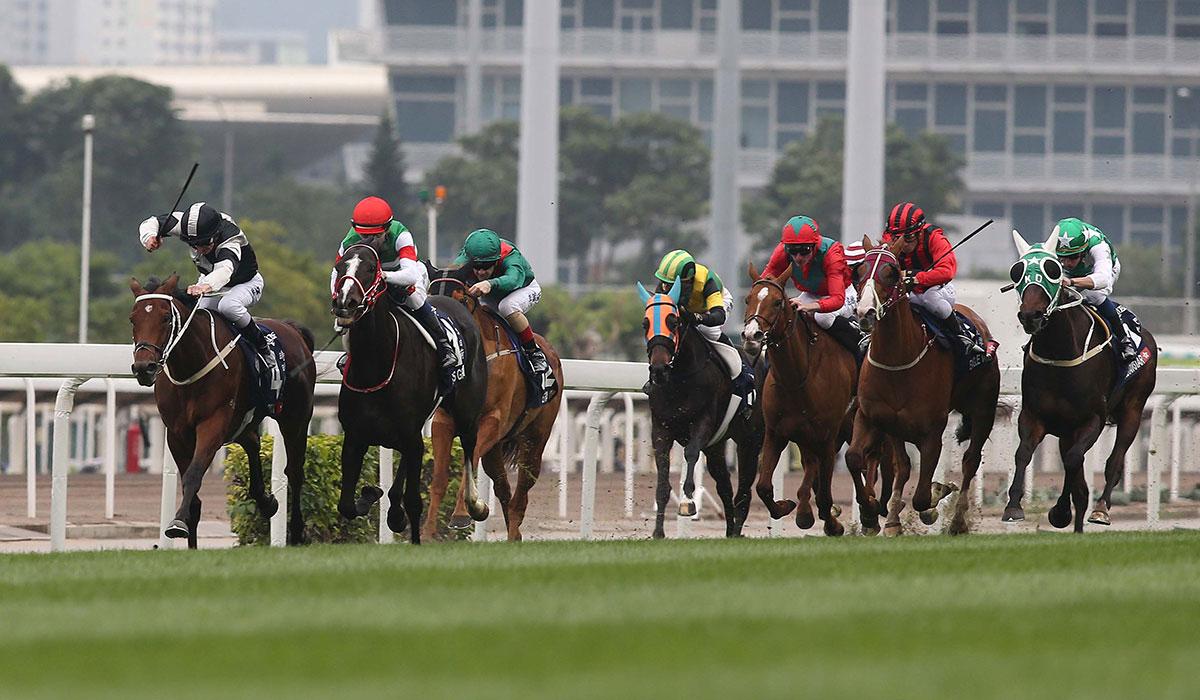 「時時精綵」力壓「雍容白荷」勇奪浪琴表香港瓶 – 賽馬新聞 – 香港賽馬會