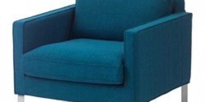 Mellby Housse De Fauteuil Skiftebo Turquoise Ikeapedia