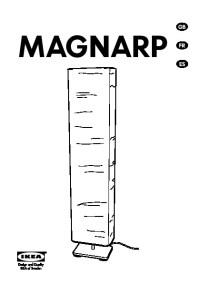 MAGNARP Floor lamp (IKEA United States) - IKEAPEDIA