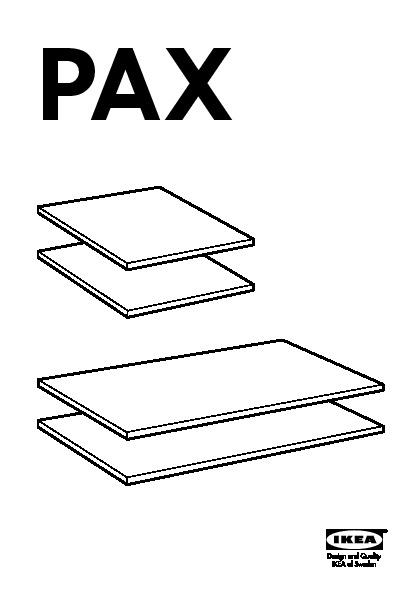 PAX Wardrobe with 2 doors+4 drawers white, Birkeland white