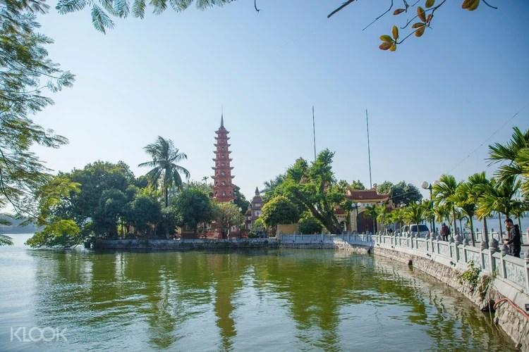 Hanoi City Day Tour With Water Puppet Show In Hanoi Vietnam
