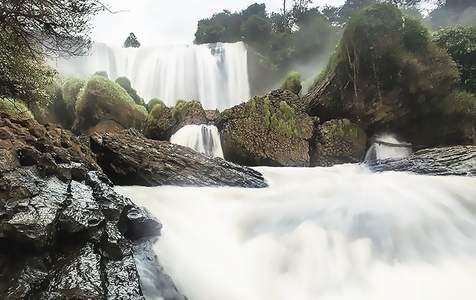 Tour ngày tham quan ba thác kèm tuỳ chọn tham quan Vườn Ánh Sáng Lumiere tại Đà Lạt