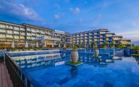 Trải Nghiệm Kỳ Nghỉ Đẳng Cấp Tại Novotel Phú Quốc Resort