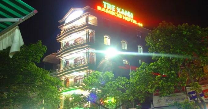 Khách Sạn Tre Xanh Huế