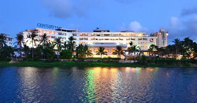 Khách Sạn Century Riverside Hotel Hue
