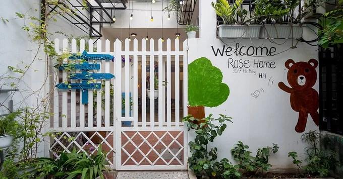 Rose Garden Homestay Đà Nẵng