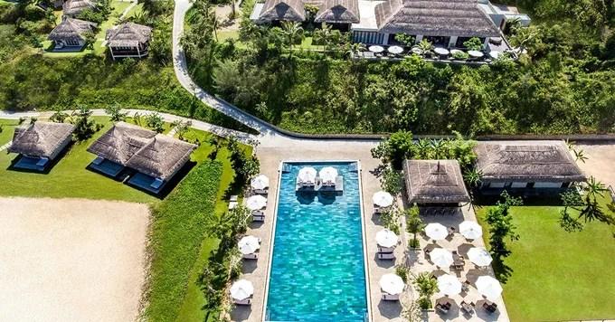 Crown Retreat Resort Quy Nhơn