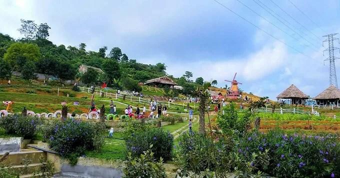 Nông trại Học đường Golden Cow Thanh Hóa