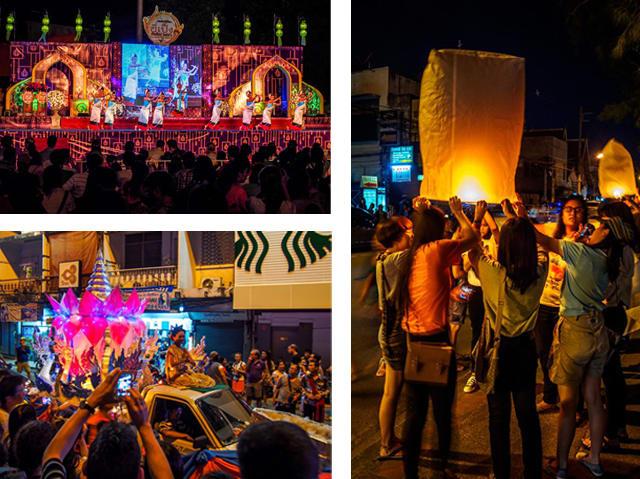 【2019泰國水燈節】泰國五大慶典之一。曼谷清邁11月盛大展開|水燈祈福、萬人天燈、煙花遊行|泰國情人節 ...