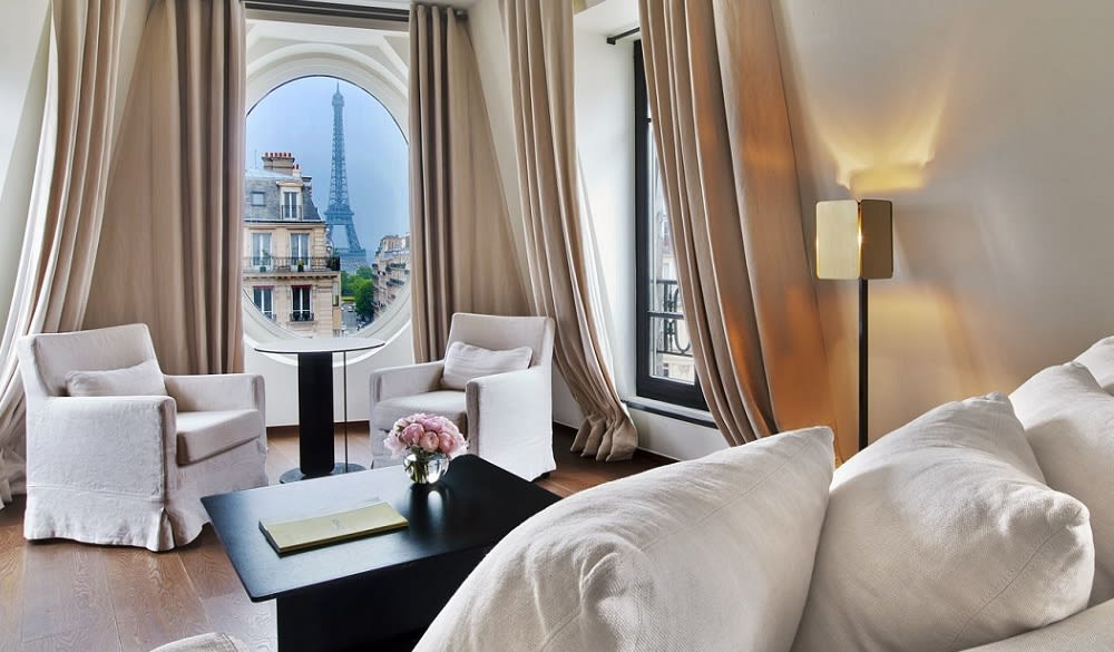 Hotels In Paris You Can Wake Up To Views Of The Eiffel Tower