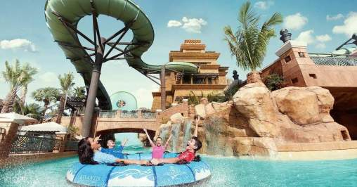 Up to 25% Off | Atlantis Aquaventure Water Park Day Pass - Klook India