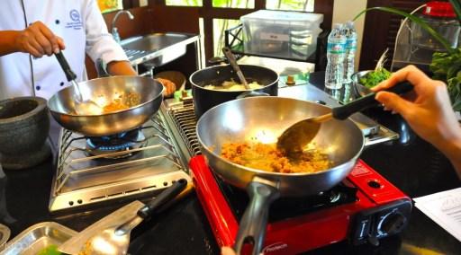 曼谷藍象泰式烹飪課,藍象廚藝學校泰式烹飪課