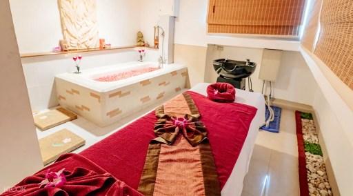 曼谷彩虹雲霄酒店Spa,曼谷按摩,曼谷飯店按摩曼谷彩虹雲霄酒店 20樓 SKY Spa