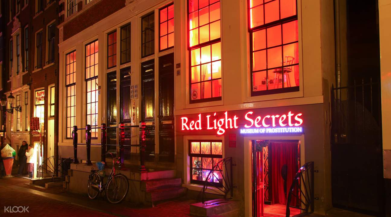 Amsterdam Red Light District Guided Walking Tour Klook