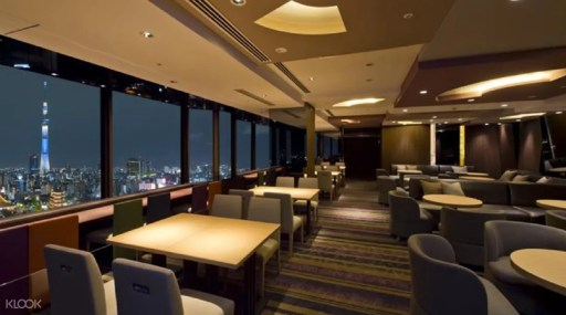淺草武藏自助餐廳SKY GRILL - 淺草豪景酒店(ASAKUSA VIEW HOTEL)