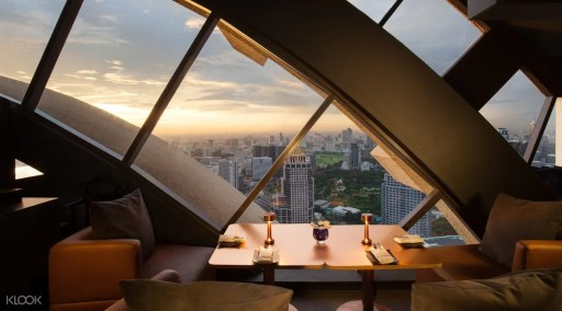 曼谷Vertigo TOO 自助餐