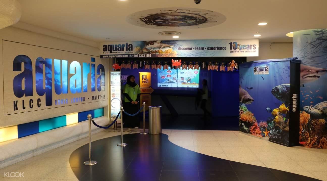 Aquaria KLCC Kuala Lumpur  Klook