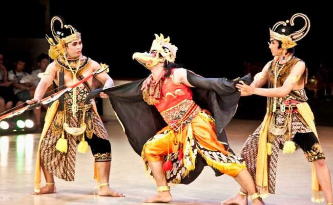 Ramayana Ballet Performance With Optional Dinner In