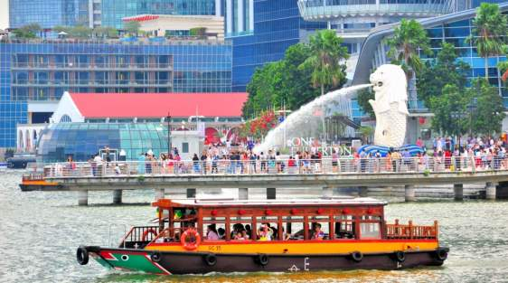 Image result for Singapore River: Cruise Down