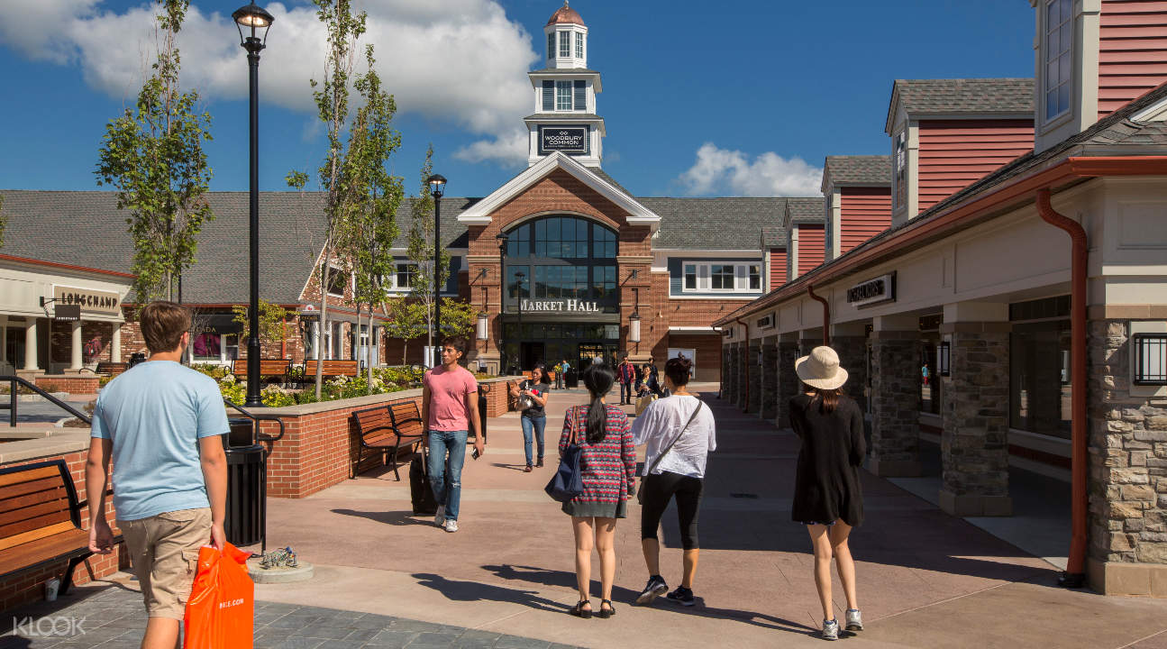 Woodbury Common Premium Outlets Shopping Experience With Round Trip Transfers From New York City