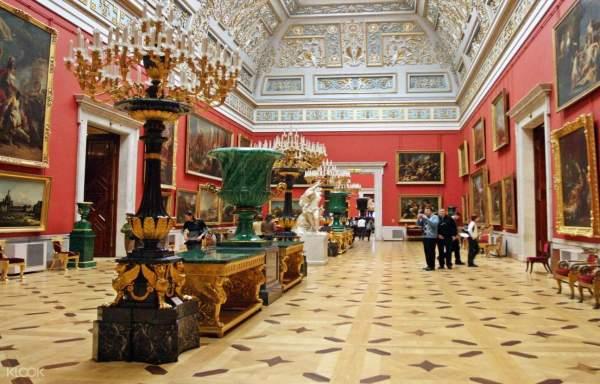 State Hermitage Museum Ticket In Saint Petersburg - Klook