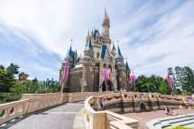 Tokyo Disneyland Disneysea Ticket 1 Day Pass And