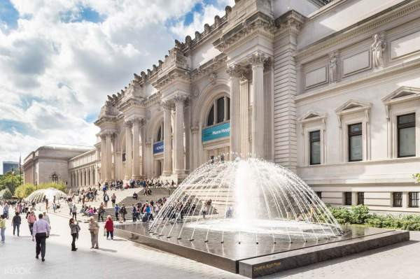 Metropolitan Museum of Art New York City