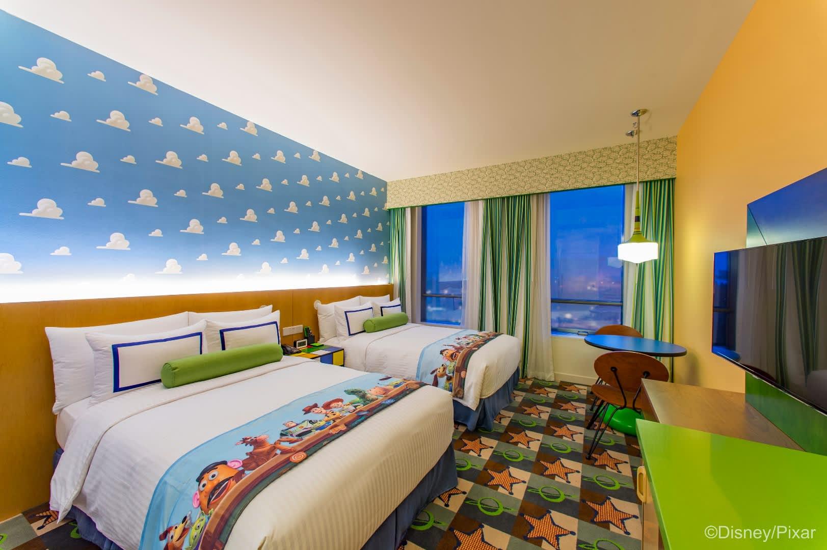 Akomodasi 3d2n Di Shanghai Disney Toy Story Hotel Dengan Sarapan