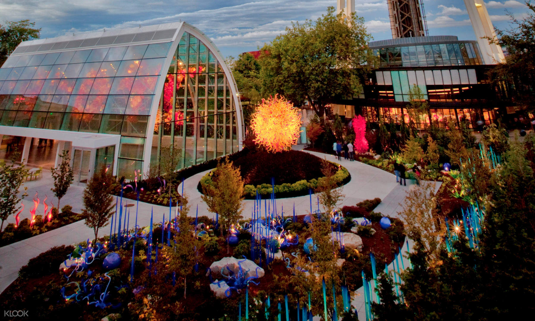 Chihuly Garden And Glass Price