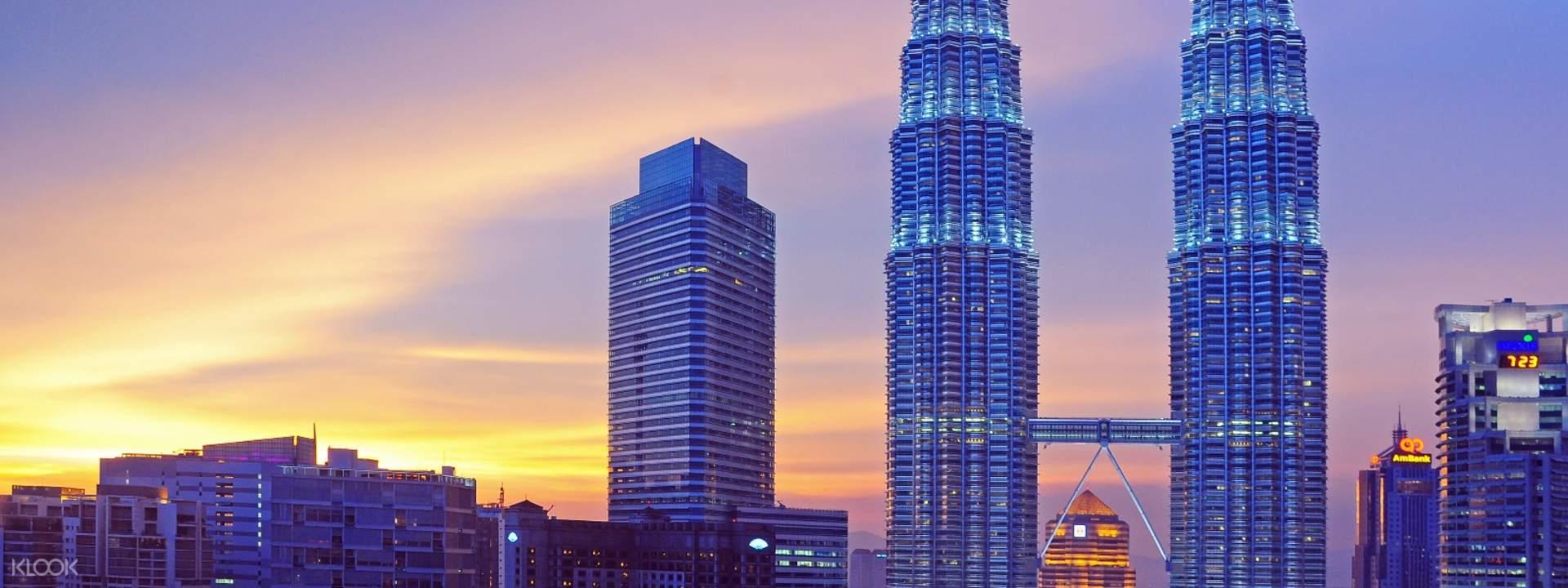 Petronas Twin Towers  Aquaria KLCC Admission Ticket