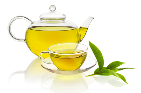 Green tea has many anti-cancer and cardio-protective properties