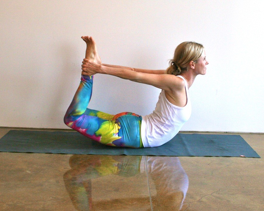 A Backbend Sequence For Anyone Who Sits All Day MindBodyGreen