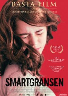 Poster Smärtgränsen (2012)