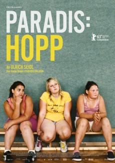 Poster Paradis: Hopp (2013)