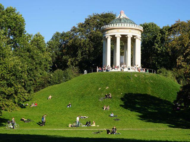 Englischer Garten In München – Das Offizielle Stadtportal Muenchen De
