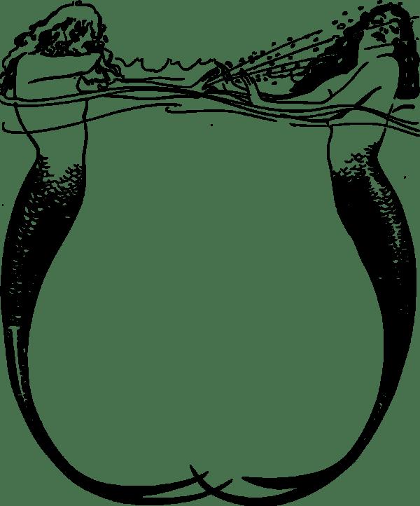 Public-Domain Frame Clip Art