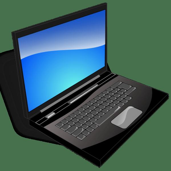 Public Domain Clip Art Realistic Laptop Id 13528381224655