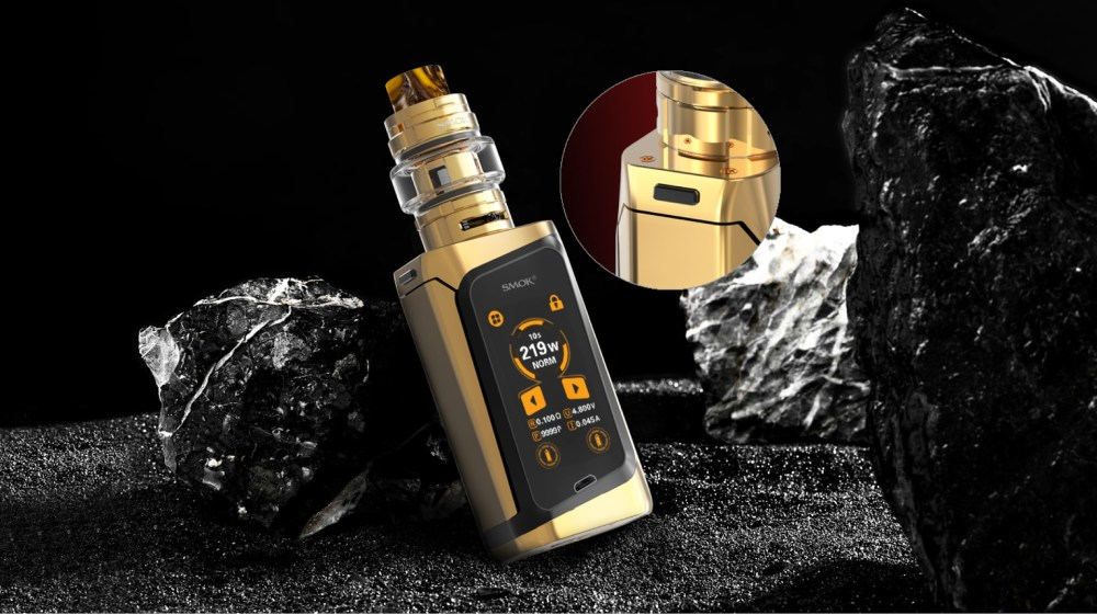 Secondary Key to Lock/Unlock SMOK Morph 219 Kit