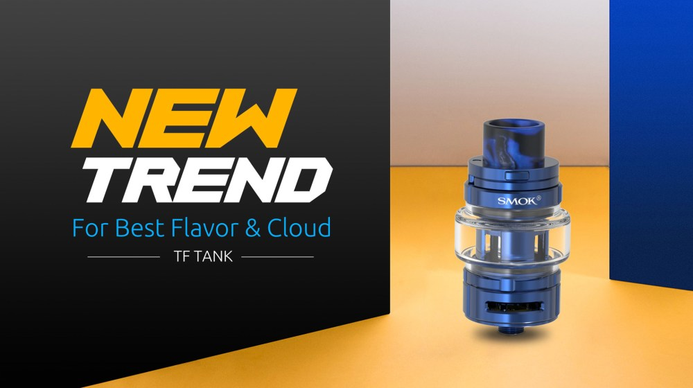 tf tank - smok For Best flavor and cloud