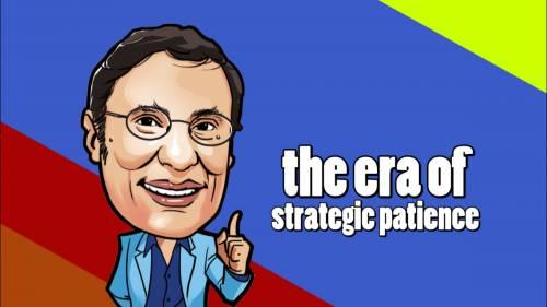 又中又英 : the era of strategic patience | 頭條PopNews
