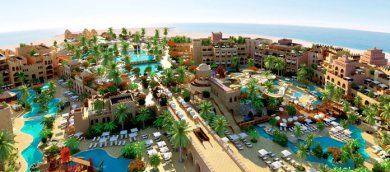 Sunwing Waterworld Resort Makadi Beach