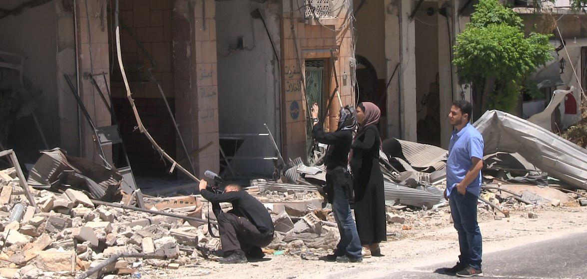 CNN في إدلب