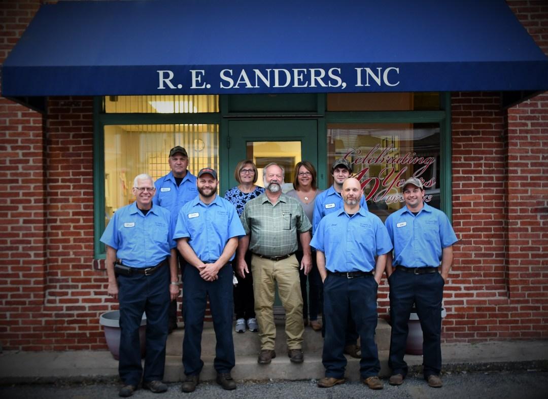 RE Sanders Team