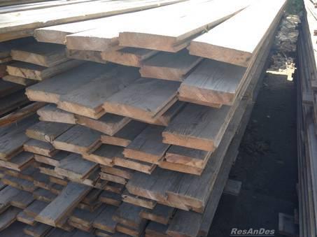 Alte Dielung / Bodenbretter: ResAnDes - Historische Baustoffe