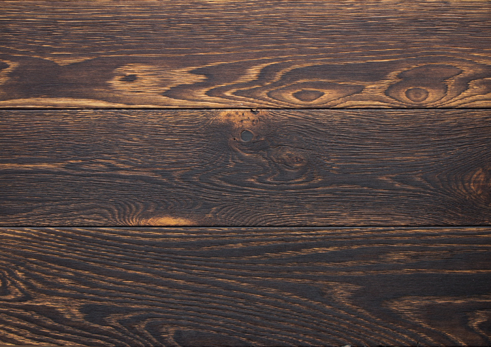 CHARRED FLOORING NEW OFFERING from reSAWN TIMBER co