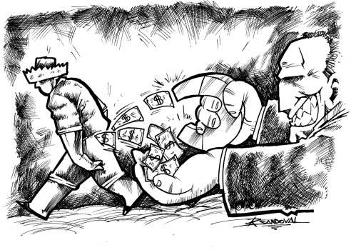 Dialéctica de la corrupción